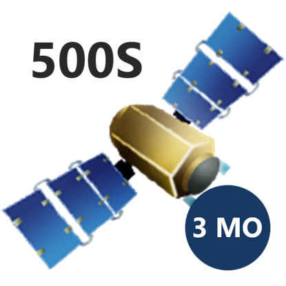 Picture of SUBSCRIP 500S 3MO SATELLITE GS